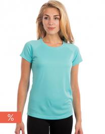 Ladies` Solar Performance Short Sleeve T-Shirt